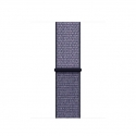 Ремешок Apple Woven Nylon 38mm Midnight Blue (MQW52ZM/A)