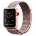 Часы Apple Watch Series 3 42mm Aluminum Pink Sand Sport Loop (MQK72)