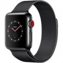 Часы Apple Watch Series 3 38mm Stainless Steel Milanese Loop (MR1H2)
