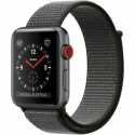 Часы Apple Watch Series 3 38mm Aluminum Dark Olive Sport Loop (MQJT2)