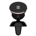 Acc. Автодержатель Rock Universal Air Vent Magnetic Car mount Black/Gold