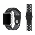 Ремешок TGM Nike Sport 38mm Black/Gray