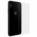 Acc. Защитное стекло для iPhone X MrYes 2.5D Back Glass Shield Clear