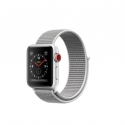 Часы Apple Watch Series 3 38mm Aluminum Seashell Sport Loop (MQJR2)