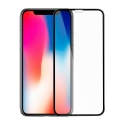 Acc. Защитное стекло для iPhone X/Xs TGM Tempered Glass 3D Black