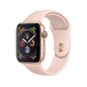 Часы Apple Watch Series 4 44mm Aluminum Pink Sand Sport Band (MU6F2)