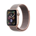 Часы Apple Watch Series 4 44mm Aluminum Pink Sand Sport Loop (MU6G2)