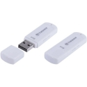 Флешка Transcend USB 2.0 8GB JetFlash 370 White (TS8GJF370)