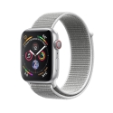 Часы Apple Watch Series 4 44mm Aluminum Seashell Sport Loop (MTUV2)