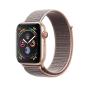 Часы Apple Watch Series 4 44mm Aluminum Pink Sand Sport Loop (MTV12,MTVX2)