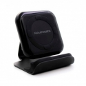 Асс. Сетевое беспроводное ЗУ RavPower Wireless Fast Charging Pad Plus Stand Black (RP-PC070)
