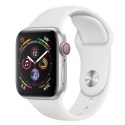 Часы Apple Watch Series 4 40mm Aluminum White Sport Band (MTUD2,MTVA2)