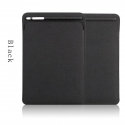 Acc. Чехол для iPad Pro 9.7 TGM Sleeve Case with Apple Pensil Holder (Экокожа) (Черный)