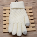 Перчатки Faitolagi Touch Screen Sensory Gloves White