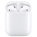 Acc. Bluetooth наушники Apple AirPods with Wireless Charging Case (MRXJ2)