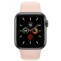 Часы Apple Watch Series 5 40mm Aluminum Case with Sport Band Pink Sand