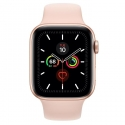 Часы Apple Watch Series 5 44mm Aluminum Pink Sand Sport Band (MWVE2)