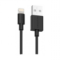 Асс. Кабель RavPower USB to Lightning (Black) (1m) (RP-CB030)