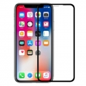Aсc. Захисне скло для iPhone Xs Max/11 Pro Max MrYes 3D Curved Glass/ Full Coverage Screen Black