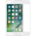 Acc. Защитное стекло для iPhone 7 Plus/8 Plus 3D Makefuture White (MG3D-AI7P/8PW)