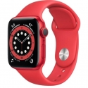 Часы Apple Watch Series 6 GPS 44mm (PRODUCT)RED Aluminum Case with PRODUCT RED Sport Band (M00M3)