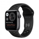 Годинники Apple Watch Nike Series 6 GPS 40mm Space Gray ALU Case (Anthracite/Black Nike Sport B) (M0
