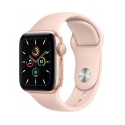 Часы Apple SE GPS 44mm Gold Aluminum Case with Pink Sand Sport B. (MYDR2)